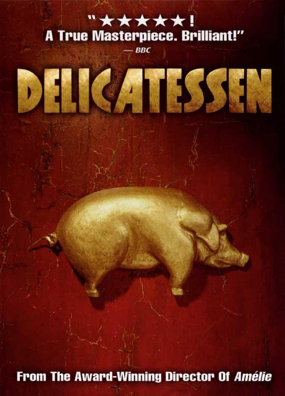 Delicatessen Movie