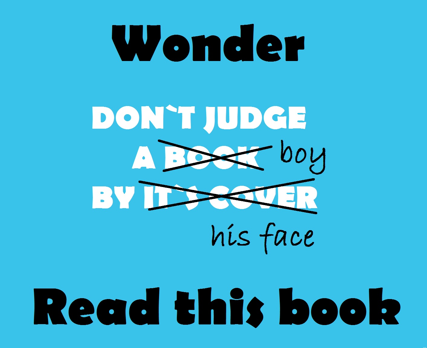 Wonder Book Cover Art ~ Wonder book quotes quotesgram