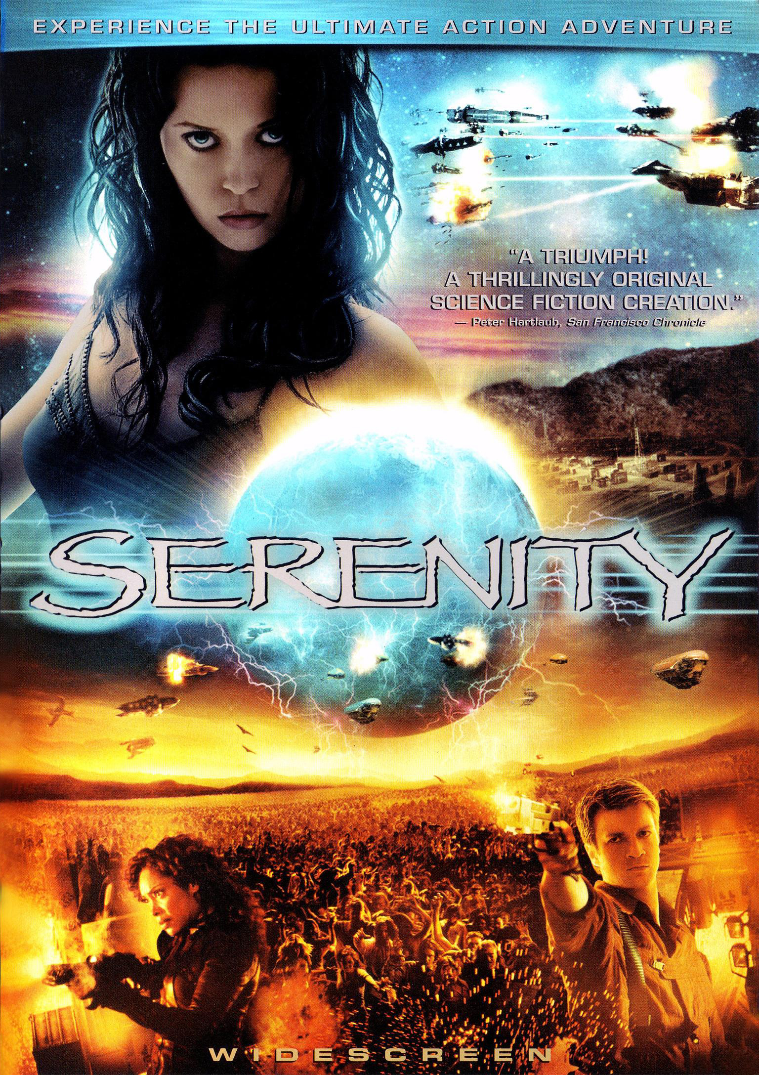serenity dvd movie poster film movies fugitive television guide blu ray inspired summer french glau anythinklibraries