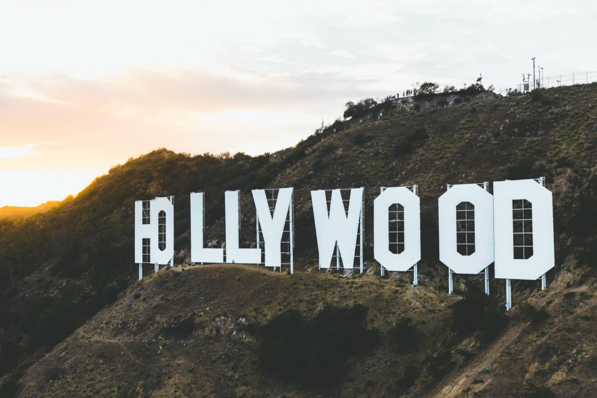 Hollywood sign, photo by Ahmet Yalçınkaya via Unsplash