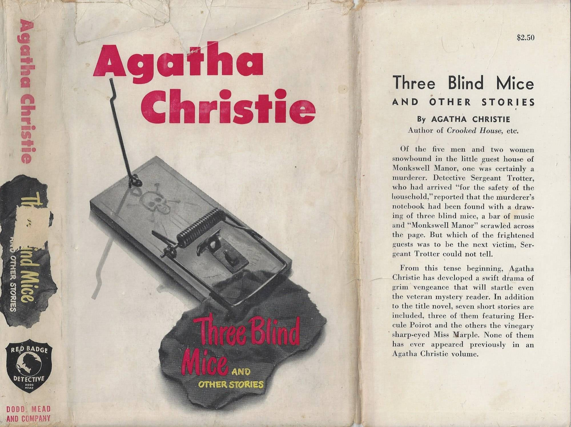 A first edition copy