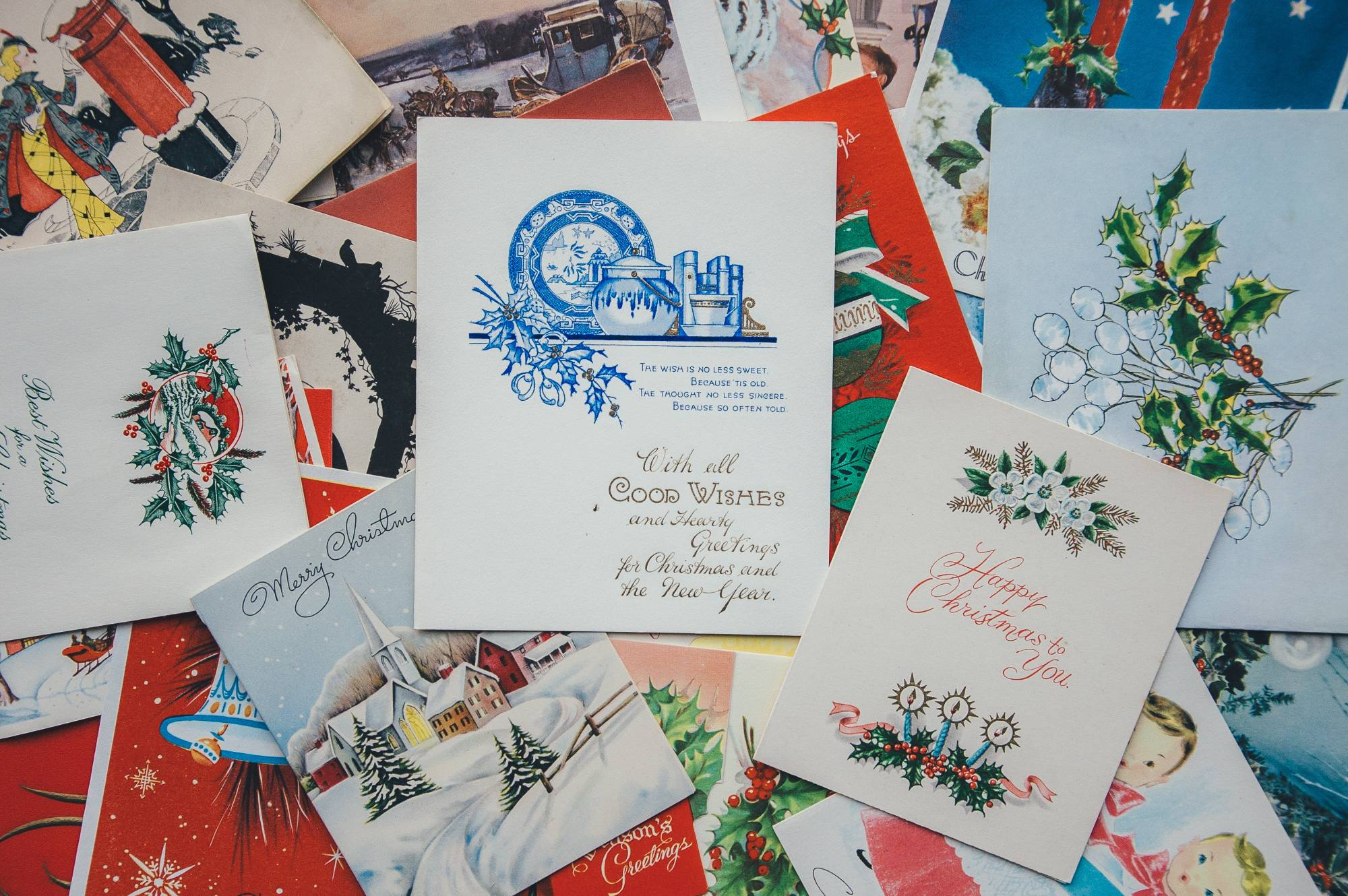 Design And Print Your Own Holiday Card