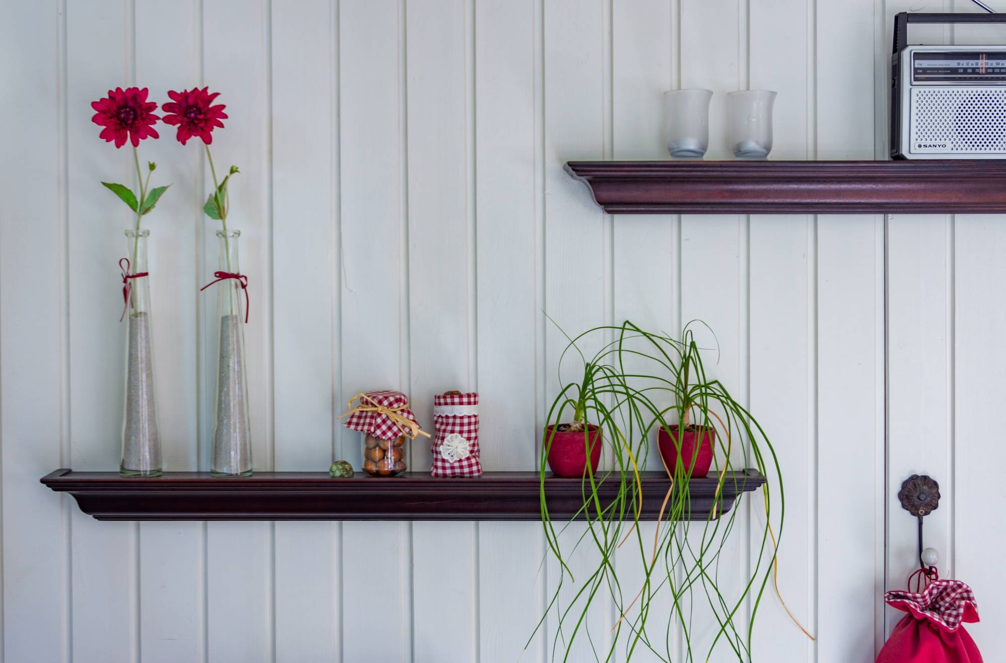 build floating shelf 2 part series