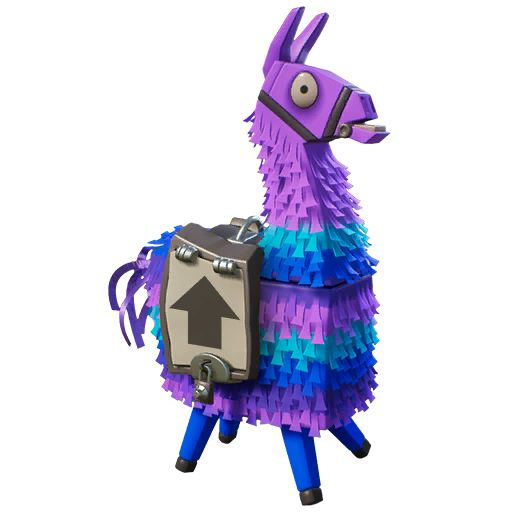 Pop It Fortnite Supply Llama Mini Pi 241 Atas Anythink