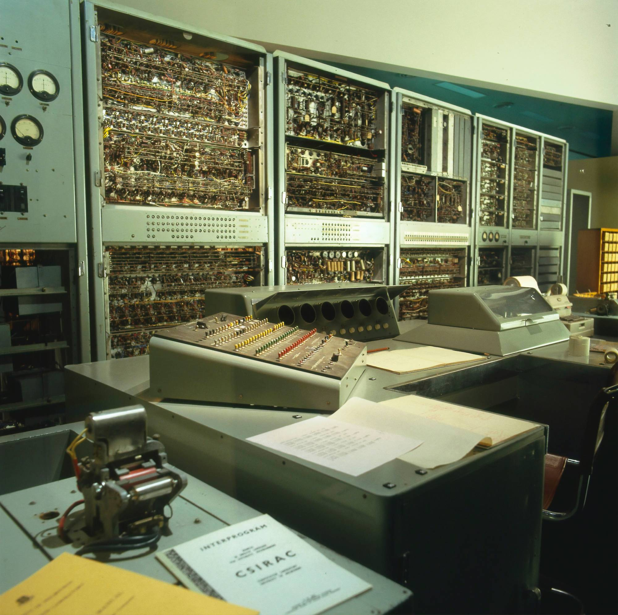old computer lab