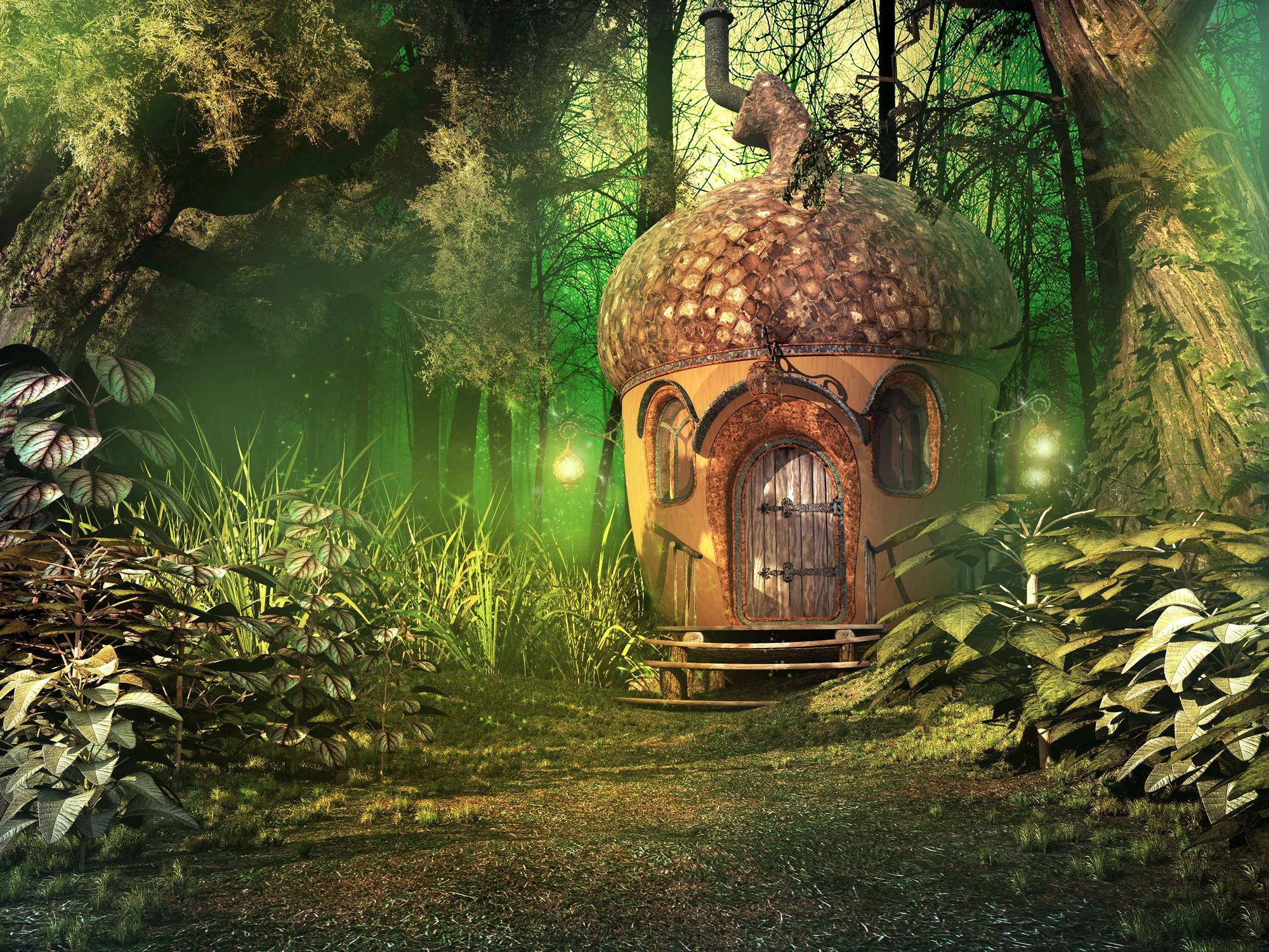 Fairy Houses | Anythink Libraries