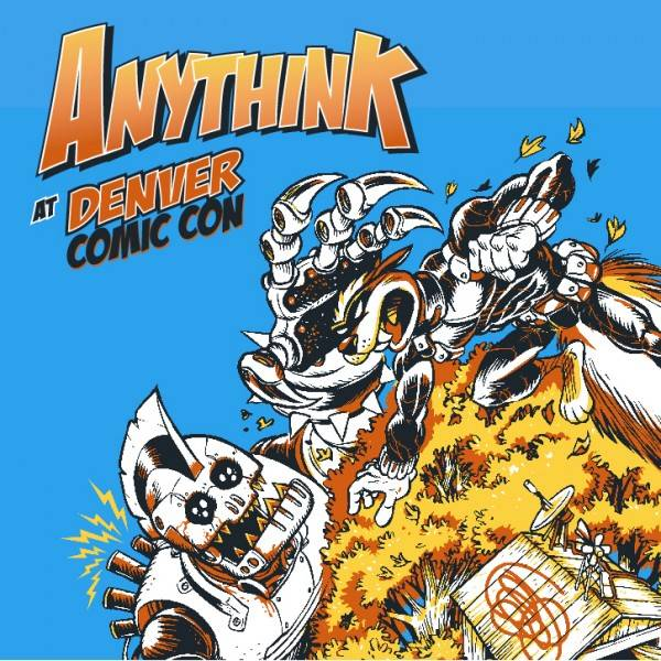 Anythink Celebrates Comics And Literacy With Denver Comic
