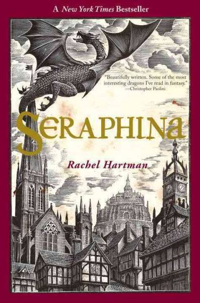 """Seraphina"" by Rachel Hartman wins for writing for teens"
