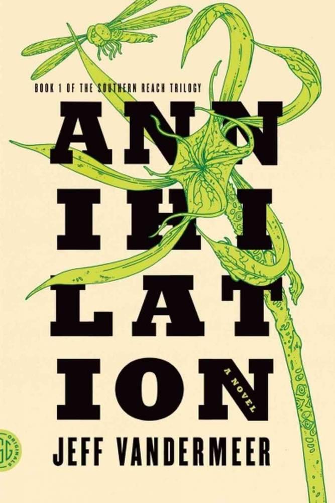 Annihilation by Vandermeer