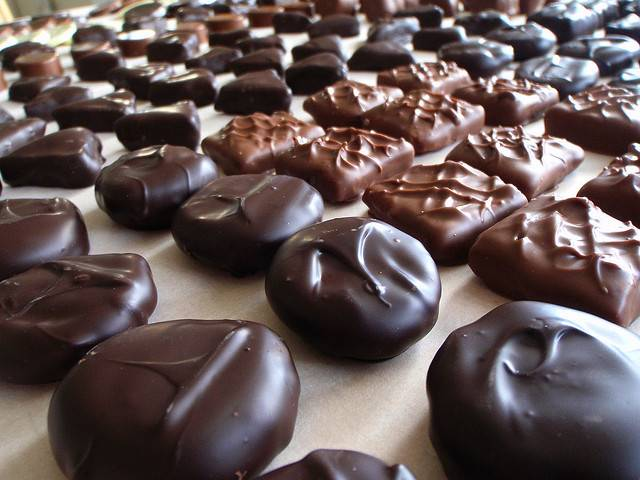Chocolate Olympics for teens at Anythink York Street