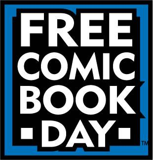 May 2nd is Free Comic Book Day