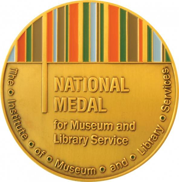 Anythink Receives National Medal for Exceptional Library Service