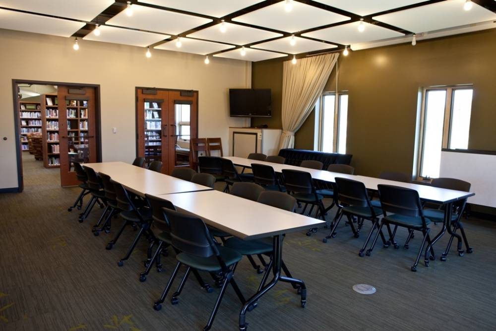 Multipurpose Room. Meeting rooms   Anythink Libraries