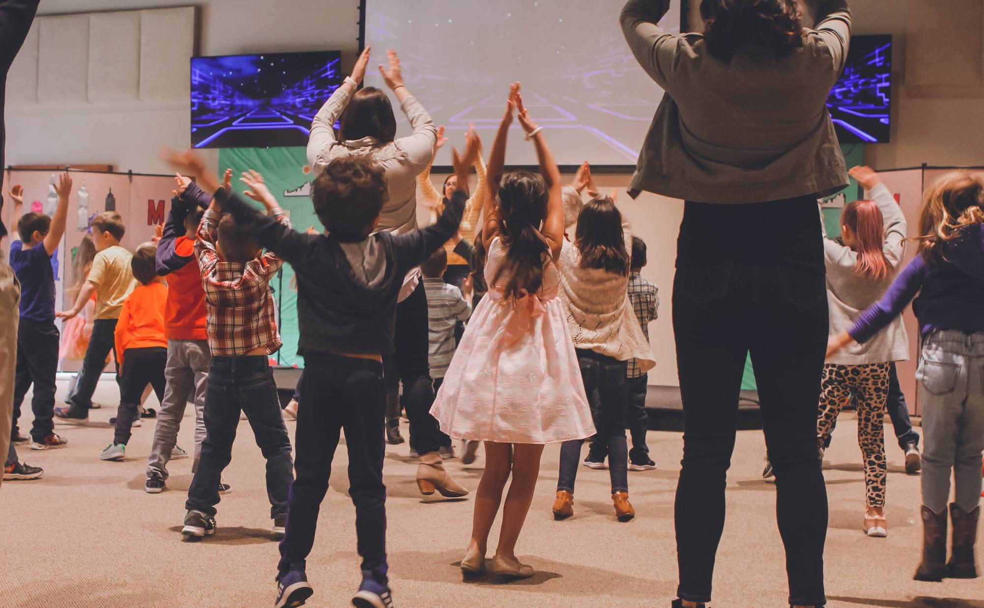 Children movement