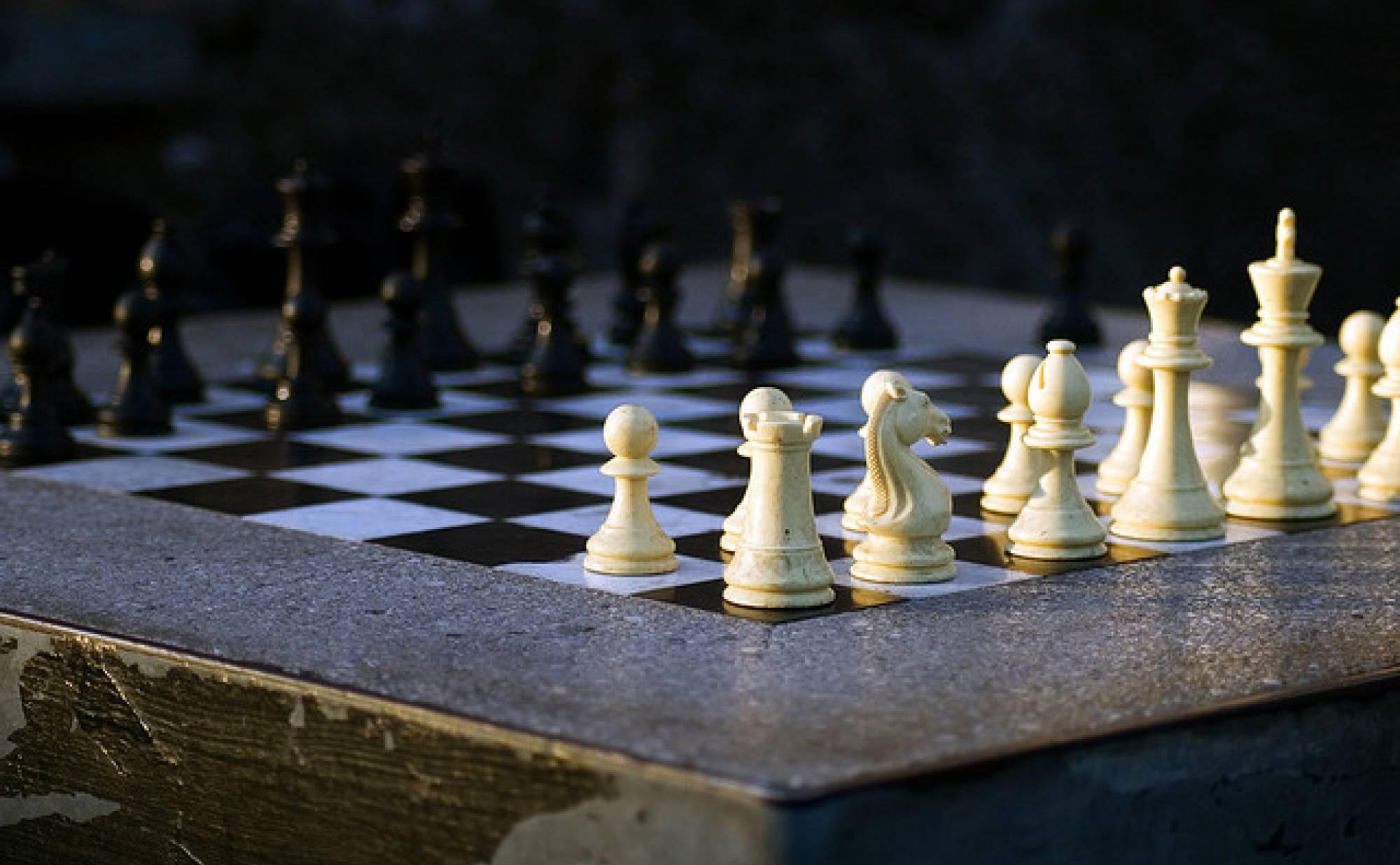 Teen Chess Tournament