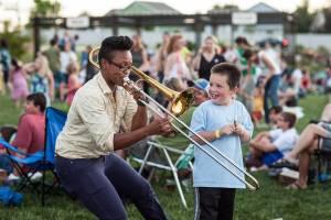 Backyard Concert Series