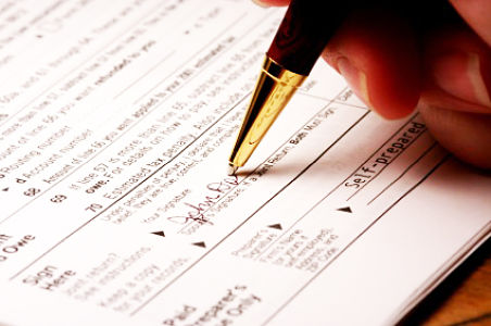 Tax time: Important changes regarding forms and instructions